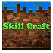 Skill Craft: Pocket Survival Build