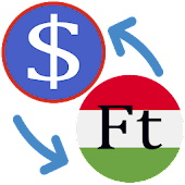 US Dollar Hungary Forint / USD to HUF Converter