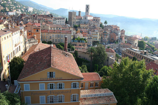 France-Grasse.jpg - Grasse, north of Cannes, has been a key city in the French perfume industry.