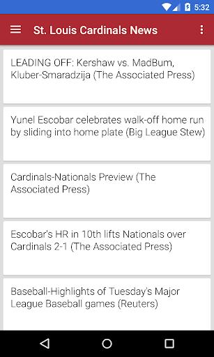 BIG St. Louis Baseball ニュース