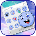 Fluff Ball Emoji Stickers icon