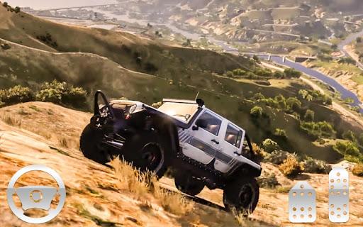 Offroad 4x4 Rally Russian Mountain Climb 1.0.3 screenshots 2