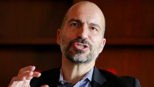Uber CEO Dara Khosrowshahi.