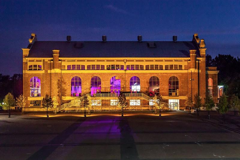 De Centrale / 1200 m² / Eerste verdieping