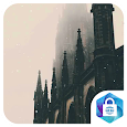 Snow City Live Wallpaper Lock Screen apk