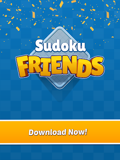 Sudoku Friends - Multiplayer Puzzle Game android2mod screenshots 16