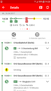 S-Bahn Berlin- screenshot thumbnail