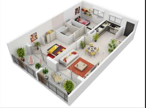 3d small home design android apps on google play for Home design 3d 5 0 crack