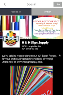 H & H Sign Supply - náhled