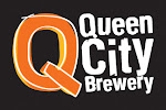 Logo for Queen City Brewery