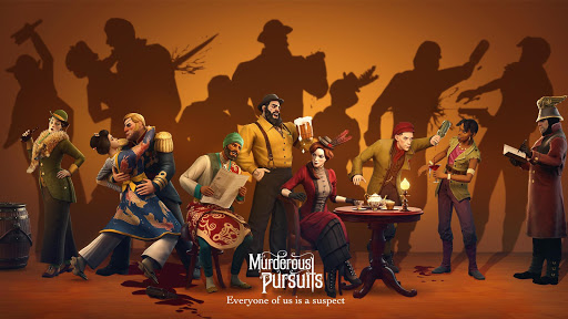 Murderous Pursuits  captures d'u00e9cran 1