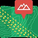 MTB Trail Map icon