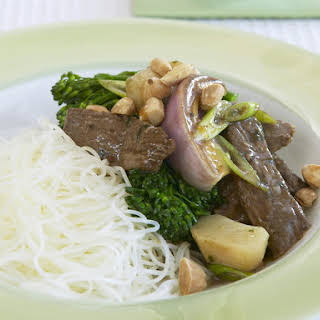 Ginger Beef.