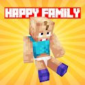 Happy Family Mod for Minecraft icon