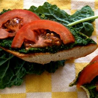 Spinach Kale Pesto