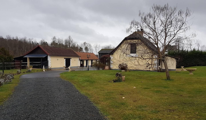 Propriété Saint-Geyrac