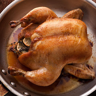 Basic Whole Roasted Chicken