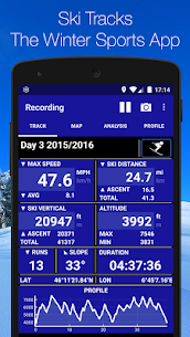 Ski Tracks v1.3.12 build 549 [Paid] APK 1