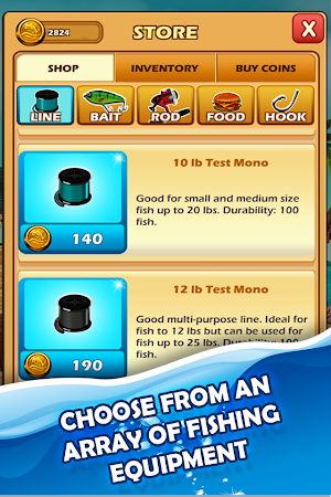 Fish Pro: Fishing Extreme 3D 1.2 screenshot 1145802