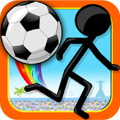 Stickman Flick Shoot Free