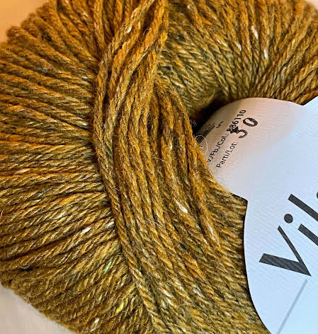 Wilma - ockra/brun 110
