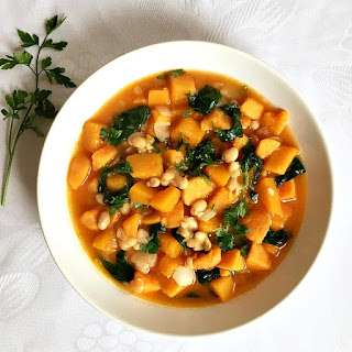Butternut Squash And Sweet Potato Stew Recipes