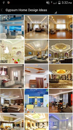 Gypsum Home Design Ideas