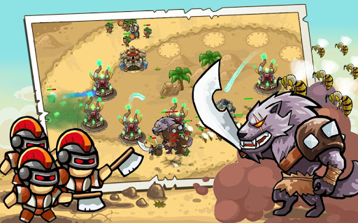 Tower Clash TD screenshot 14