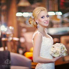 Wedding photographer Irina Zelenkova (IZstudio). Photo of 25.01.2014