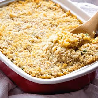 Tuna Macaroni Casserole.