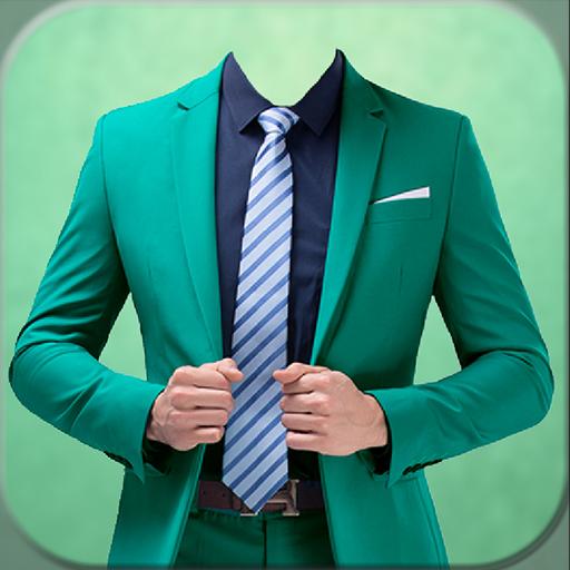 Man Formal Photo Suit
