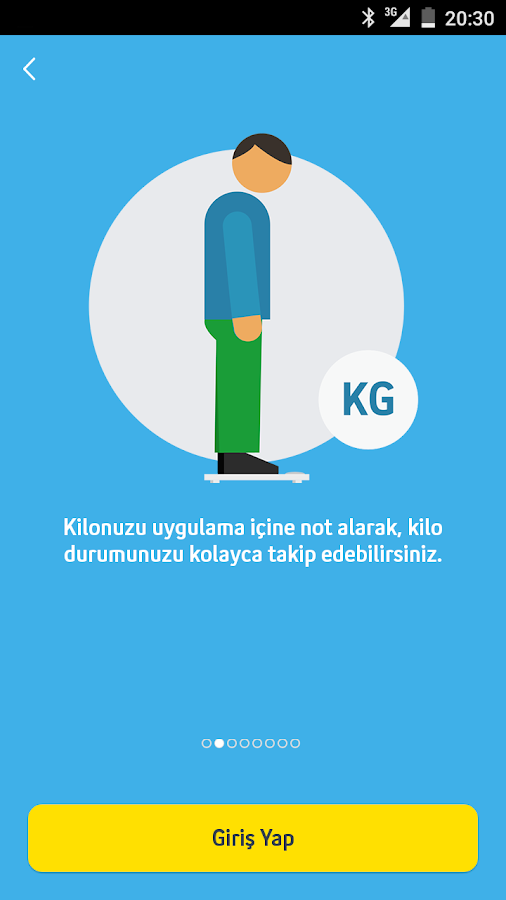 Turkcell Fit- screenshot