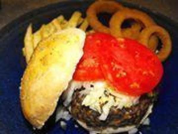 I Added Fresh Tomatoes And Slaw To My Burgers..yummmm!!!