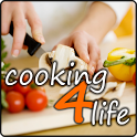 cooking4life icon
