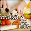 cooking4life - Rezepte, Kochen und Cocktails icon