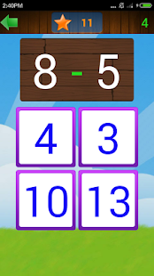 Kids Math Practice- screenshot thumbnail