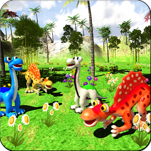 Dinosaur Kids Simulator 2016 for PC and MAC
