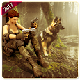 Secret Agent Lara : Frontline Commando TPS icon