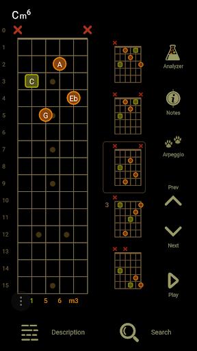 Oolimo Guitar Chords screenshot 2