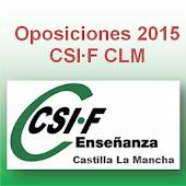 Oposiciones 2015 CSI•F CLM