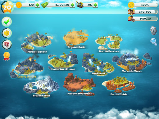 Town City - Village Building Sim Paradise Game 2.2.3 screenshots 16