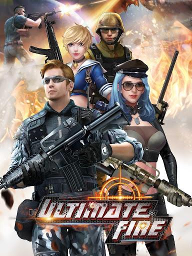 Ultimate Fire- เกมยิงแนวFPS 1.0.5 screenshots 11