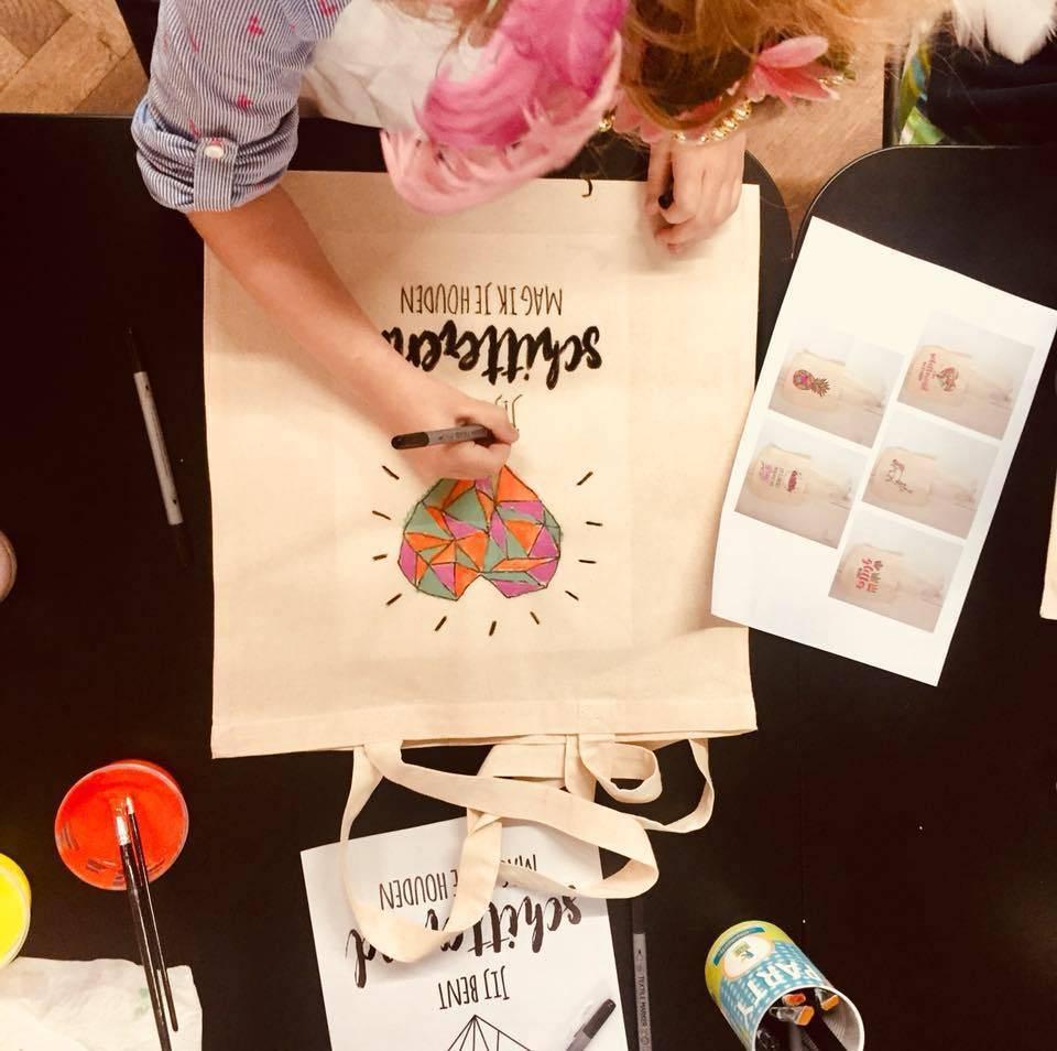 workshops knutselpakketten op maat