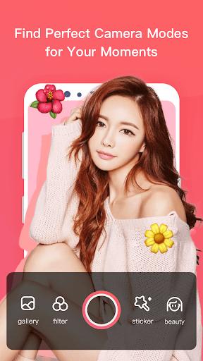 Bloom Camera, Selfie, Beauty Filter, Funny Sticker 0.4.1 screenshots 6