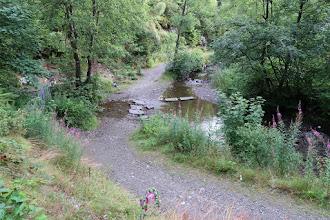 Photo: Confluent du ruisseau de Roannay et le Bayehon