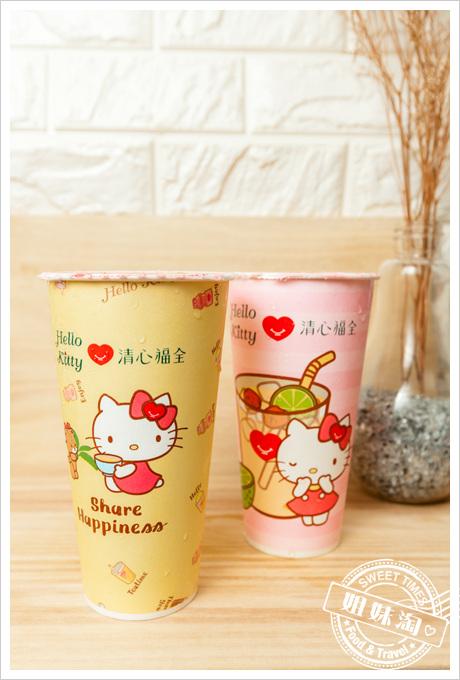 清心福全菜單珍珠鮮奶茶