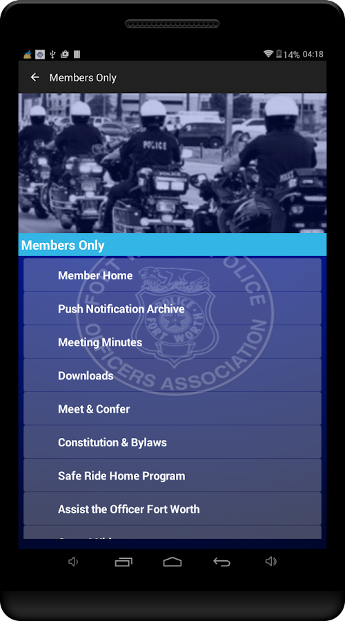FWPOA- screenshot