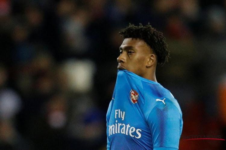 ? Arsenal-middenvelder en nutmeg-king krijgt pijnlijke panna te verwerken op training