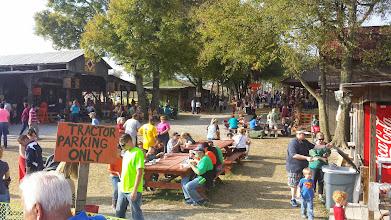 Photo: at the Walden Pumpkin Farm