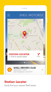 Shell Motorist- screenshot thumbnail
